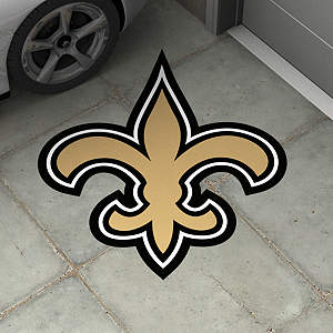 New Orleans Saints Street Grip Outdoor Graphic