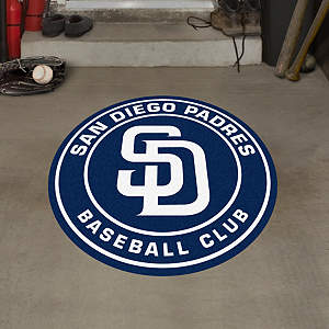 San Diego Padres Street Grip Outdoor Graphic