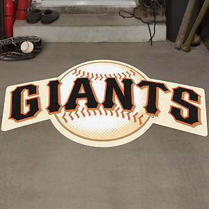 San Francisco Giants Street Grip Outdoor Graphic