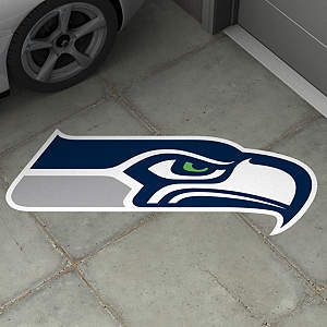 Seattle Seahawks Street Grip  Outdoor Graphic