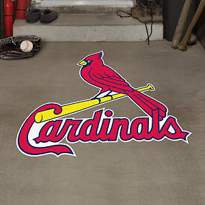 St. Louis Cardinals Street Grip Outdoor Graphic