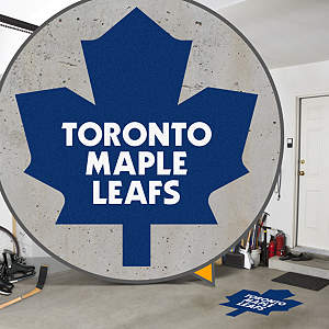 Toronto Maple Leafs Street Grip Outdoor Graphic