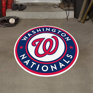 Washington Nationals Street Grip Outdoor Graphic