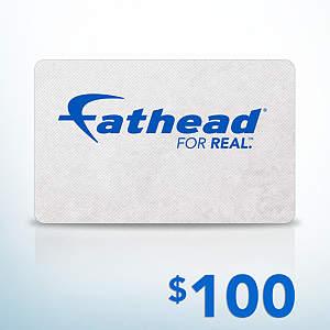 $100 Gift Card by Mail
