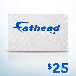 $25 Gift Card by Mail