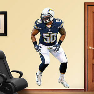 Manti Te'o  Fathead Wall Decal