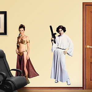 Princess Leia Fathead Wall Decal