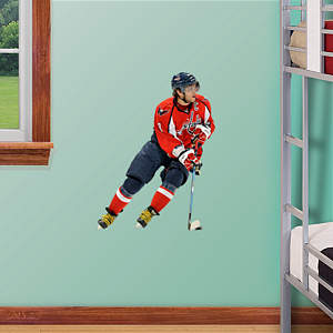 Alex Ovechkin - Fathead Jr. Fathead Wall Decal