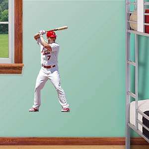 Matt Holliday - Fathead Jr. Fathead Wall Decal