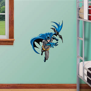 Batman in Action - Fathead Jr. Fathead Wall Decal