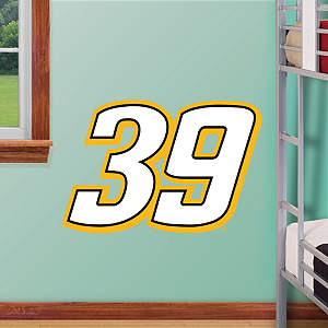 Ryan Newman #39 Army Logo - Fathead Jr. Fathead Wall Decal