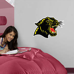 Carroll County Panthers Logo Hometeamer Fathead Wall Decal