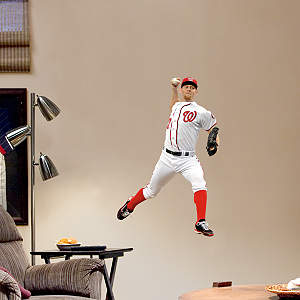 Stephen Strasburg - Home - Fathead Jr. Fathead Wall Decal