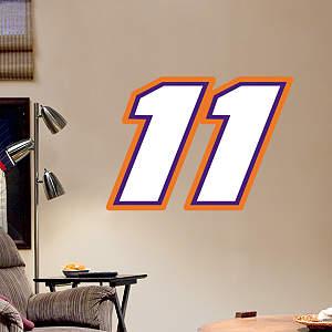 Denny Hamlin #11 Logo - Fathead Jr. Fathead Wall Decal