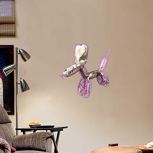 Balloon Dog Fathead Wall Decal