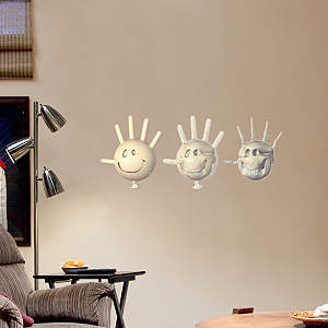 Glove Fathead Wall Decal
