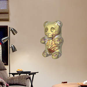 Gummi Fathead Wall Decal
