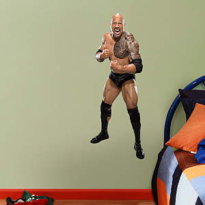 The Rock - Junior Fathead Wall Decal