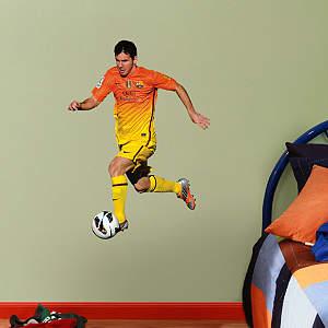 Lionel Messi 2013 - Fathead Jr. Fathead Wall Decal