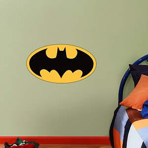 Batman Logo - Fathead Jr. Fathead Wall Decal