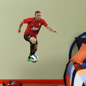 Wayne Rooney - Fathead Jr. Fathead Wall Decal