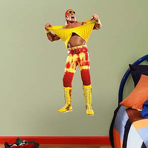 Hulk Hogan - Fathead Jr Fathead Wall Decal