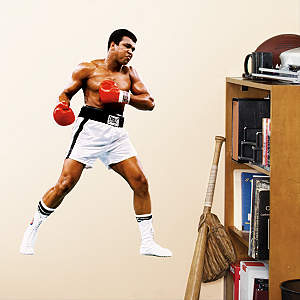 Muhammad Ali - Fathead Jr. Fathead Wall Decal