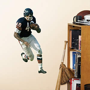 Gale Sayers - Fathead Jr. Fathead Wall Decal