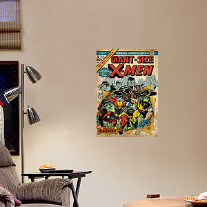 Giant-Size X-Men Cover Fathead Wall Decal