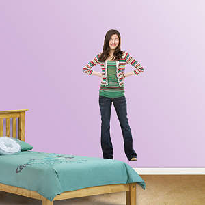 Carly Fathead Wall Decal