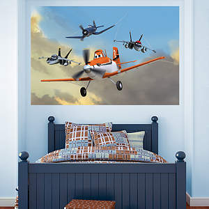 Jolly Wrenches Mural Fathead Wall Decal
