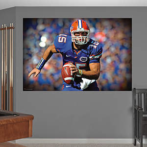 Tim Tebow Florida Mural Fathead Wall Decal