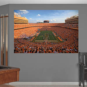University of Tennessee - Neyland Stadium Mural Fathead Wall Decal