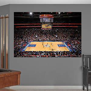 Philadelphia 76ers Arena Mural Fathead Wall Decal