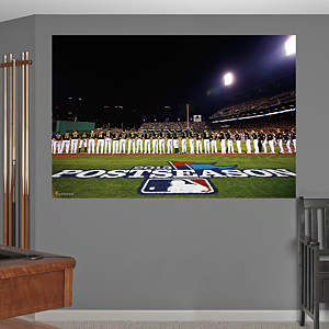 Pittsburgh Pirates 2013 Postseason Lineup Mural Fathead Wall Decal
