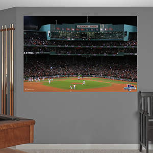 Boston Red Sox - 2013 World Series Fenway Celebration Mural Fathead Wall Decal