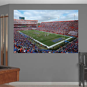 Florida Gators Ben Hill Griffin Stadium - The Swamp Mural Fathead Wall Decal