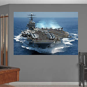 USS Carl Vinson CVN-70 Fathead Wall Decal