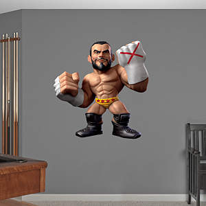 CM Punk - Slam City Fathead Wall Decal