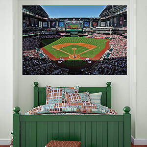 Inside Chase Field Mural Fathead Wall Decal