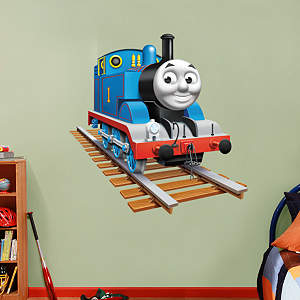 Thomas the Tank Engine Fathead Wall Decal
