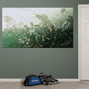 Gears of War 3: Locust Horde Mural Fathead Wall Decal