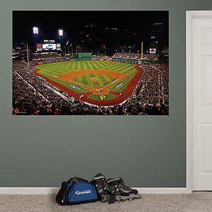 Pittsburgh Pirates 2013 Postseason Stadium Mural Fathead Wall Decal