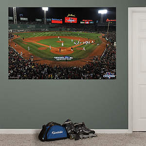 Boston Red Sox - 2013 World Series Stadium Mural Fathead Wall Decal
