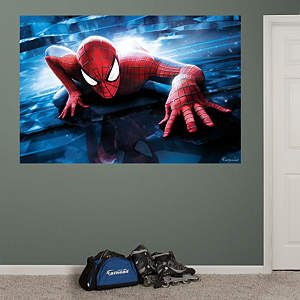 The Amazing Spider-Man 2 Crawl Mural Fathead Wall Decal