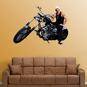 Kid Rock - Motorcycle Fathead Wall Decal