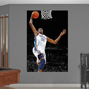Kevin Durant Mural Fathead Wall Decal