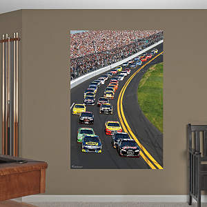 Daytona International Speedway - Pack Mural Fathead Wall Decal