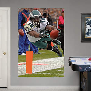 Jeremy Maclin Touchdown Dive - In Your Face Mural Fathead Wall Decal