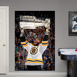 Zdeno Chára - Stanley Cup Mural Fathead Wall Decal